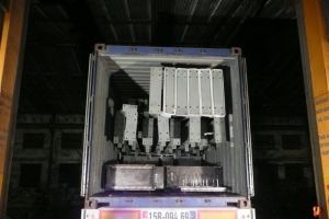 STRUCTURAL STEEL FOR WORKSHOPS & OFFICE EXPORT TO AUSTRALIA